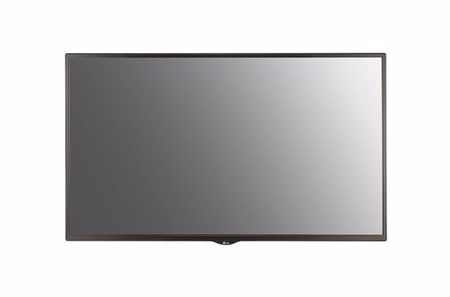 "Picture of LG 65SM5KD-B signage display 165.1 cm (65"") LED Full HD Digital signage flat panel Black"