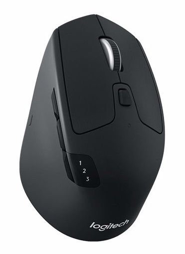 Picture of Logitech M720 Triathlon mouse Bluetooth Optical 1000 DPI Right-hand