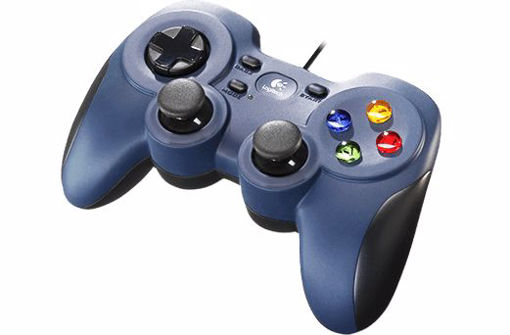 Picture of Logitech F310 Gamepad Android,PC Black,Blue