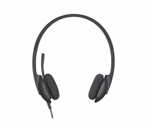 Picture of Logitech H340 Binaural Head-band Black