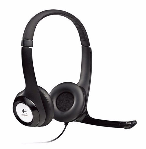 Picture of Logitech H390 Binaural Head-band