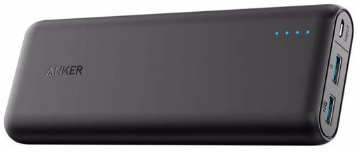 Picture of Anker A1278H11 power bank Black 20000 mAh