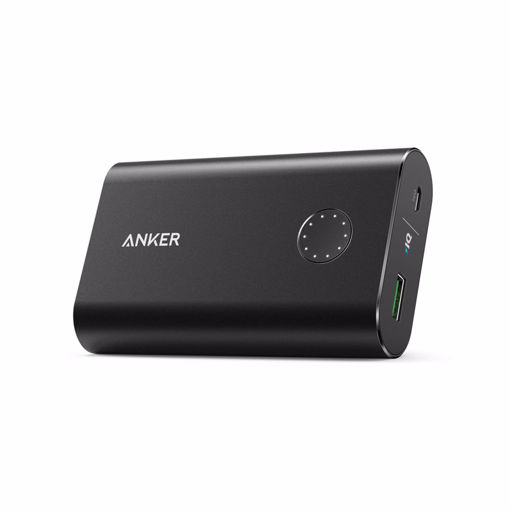 Picture of Anker PowerCore+ 10050 power bank Black 10050 mAh