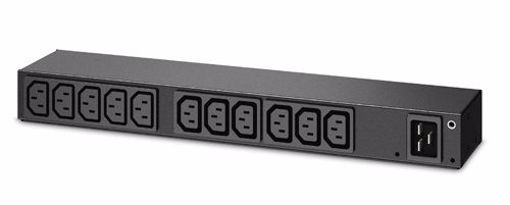 Picture of APC AP6020A power distribution unit (PDU) 0U/1U Black 13 AC outlet(s)