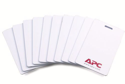 Picture of APC NetBotz HID Proximity Cards - 10 Pack smart card