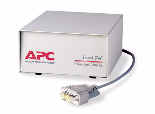 Picture of APC SmartSlot Expansion Chassis uninterruptible power supply (UPS)
