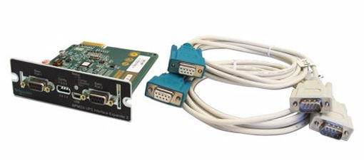 Picture of APC AP9624 interface cards/adapter Serial Internal