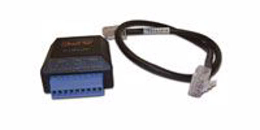 Picture of APC AP9810 networking cable 0.045 m Black