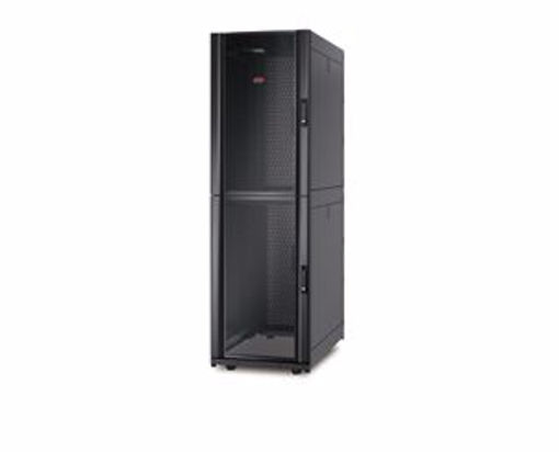 Picture of APC NetShelter SX Freestanding rack Black