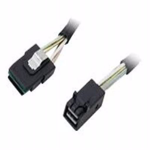 Picture of Intel AXXCBL950HDMS Serial Attached SCSI (SAS) cable 950 m