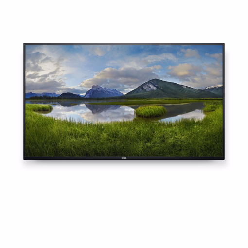 """Picture of DELL C5519Q signage display 139.7 cm (55"""") LCD 4K Ultra HD Digital signage flat panel Black"""