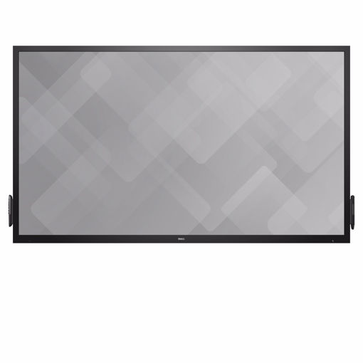 """Picture of DELL C7017T signage display 177.8 cm (70"""") LED Full HD Touchscreen Interactive flat panel Black"""