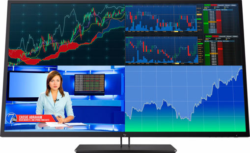 """Picture of HP Z43 LED display 108 cm (42.5"""") 4K Ultra HD Flat Black"""