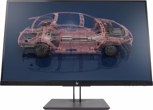 "Picture of HP Z27n G2 LED display 68.6 cm (27"") Quad HD Flat Silver"