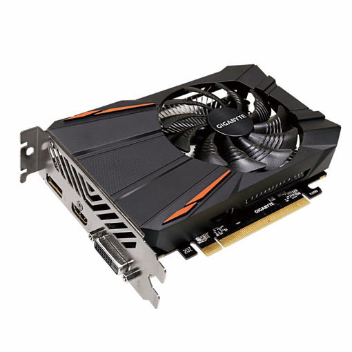 Picture of Gigabyte Radeon RX 550 D5 2G