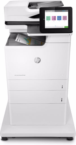 Picture of HP MFP M681f Laser 47 ppm 1200 x 1200 DPI A4