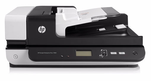 Picture of HP Scanjet Enterprise Flow 7500 Flatbed Scanner