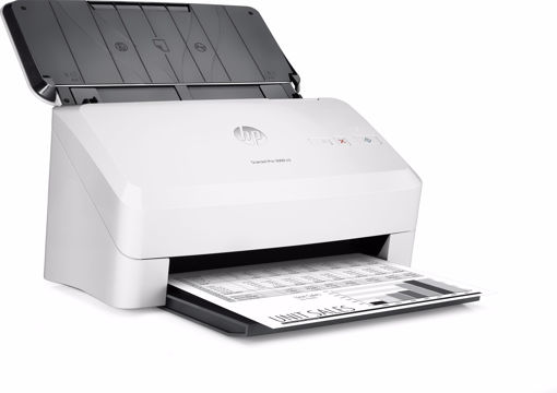 Picture of HP Scanjet Pro 3000 s3 600 x 600 DPI Flatbed & ADF scanner White A4