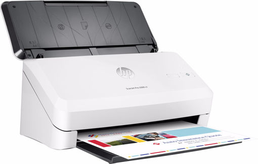 Picture of HP Scanjet Pro 2000 s1 600 x 600 DPI Flatbed & ADF scanner White A4