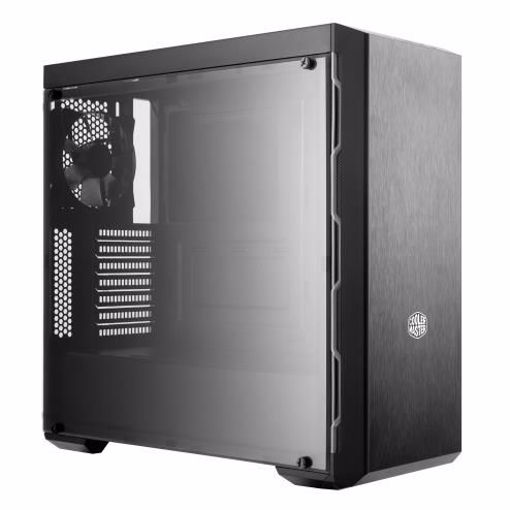 Picture of Cooler Master MasterBox MB600L Midi-Tower Black,Metallic