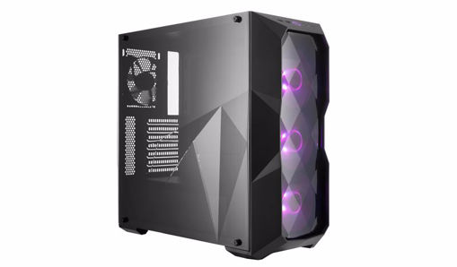 Picture of Cooler Master MasterBox TD500 Midi-Tower Black