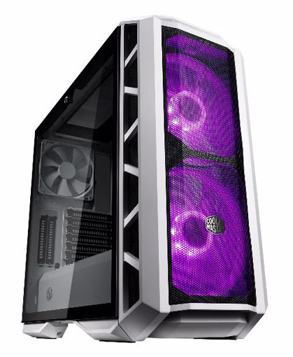 Picture of Cooler Master MasterCase H500P Midi-Tower White