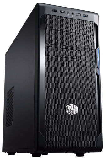 Picture of Cooler Master N300 Midi-Tower Black