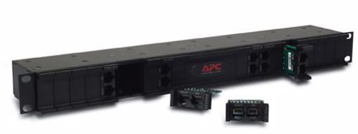 Picture of APC PRM24 power distribution unit (PDU) Black