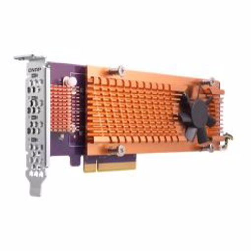 Picture of QNAP QM2 interface cards/adapter M.2 Internal