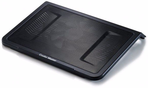 """Picture of Cooler Master R9-NBC-NPL1-GP notebook cooling pad 43.2 cm (17"""") Black"""