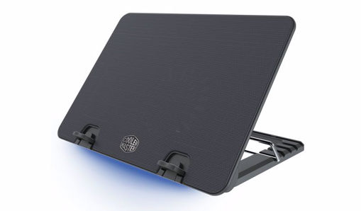 """Picture of Cooler Master Ergostand IV Notebook stand Black 43.2 cm (17"""")"""