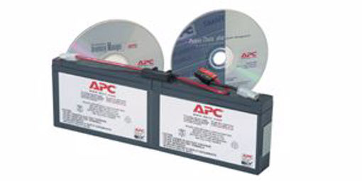 Picture of APC RBC18 UPS battery Sealed Lead Acid (VRLA)