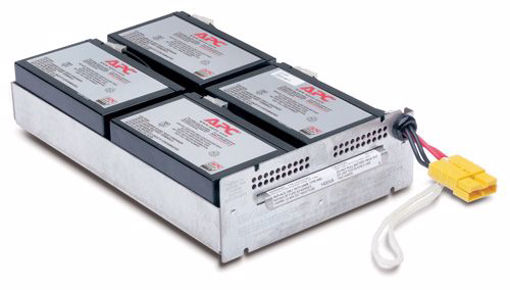 Picture of APC RBC24 UPS battery Sealed Lead Acid (VRLA)
