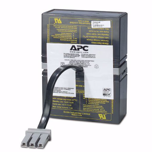Picture of APC RBC32 UPS battery Sealed Lead Acid (VRLA)