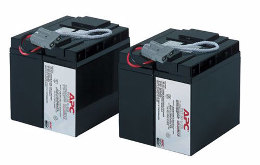 Picture of APC Replacement Battery Cartridge #55 Lithium-Ion (Li-Ion)