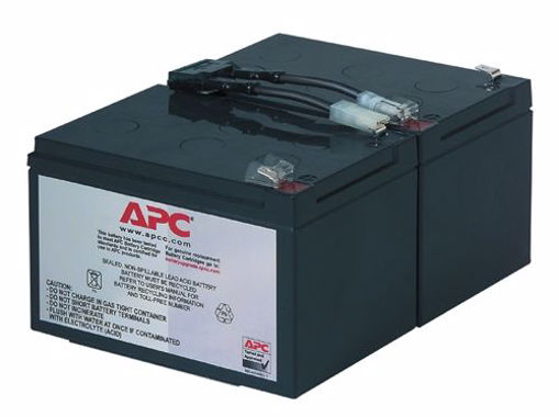 Picture of APC RBC6 UPS battery Sealed Lead Acid (VRLA)