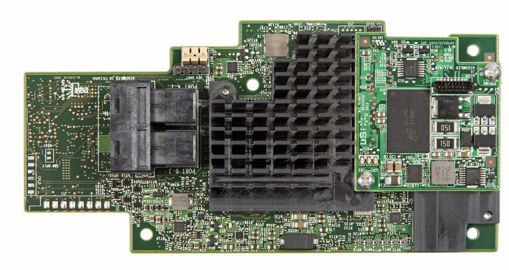 Picture of Intel RMS3CC040 RAID controller PCI Express x8 3.0 12 Gbit/s