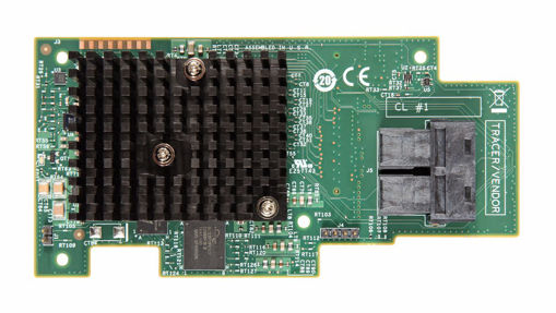 Picture of Intel RMS3HC080 RAID controller PCI Express x8 3.0 12 Gbit/s