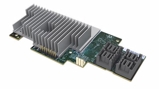 Picture of Intel RMS3VC160 RAID controller PCI Express x8 3.0 12 Gbit/s