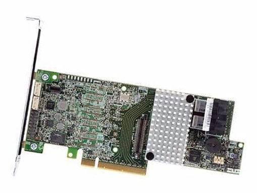 Picture of Intel RS3DC040 RAID controller PCI Express x8 3.0 12 Gbit/s