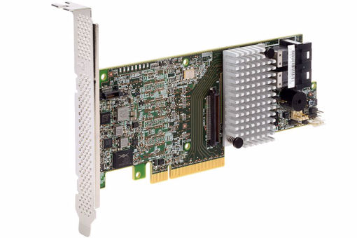 Picture of Intel RS3DC080 RAID controller PCI Express x8 3.0 12 Gbit/s