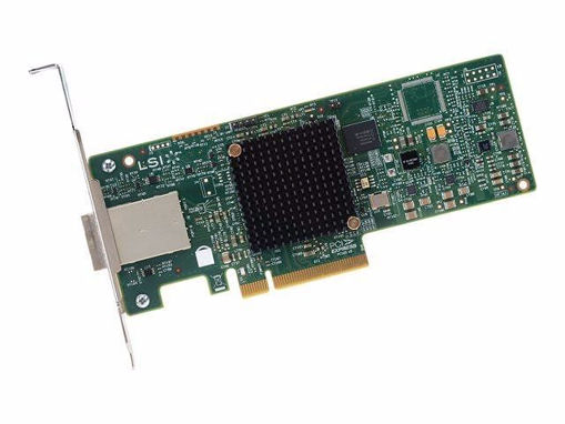 Picture of Intel RS3GC008 RAID controller PCI Express x8 3.0 12 Gbit/s