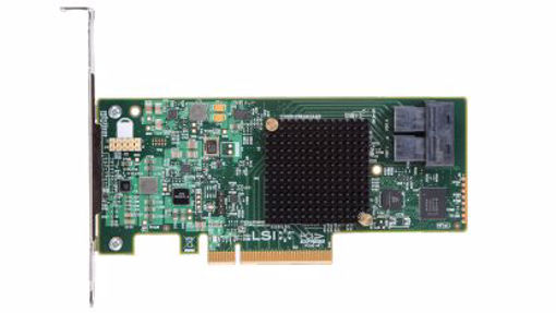 Picture of Intel RS3UC080J RAID controller PCI Express x8 3.0 12 Gbit/s