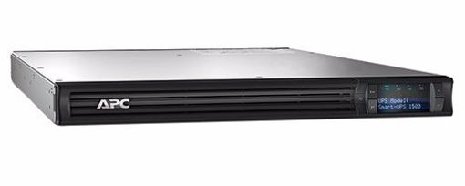 Picture of APC Smart-UPS uninterruptible power supply (UPS) Line-Interactive 1500 VA 1000 W 4 AC outlet(s)