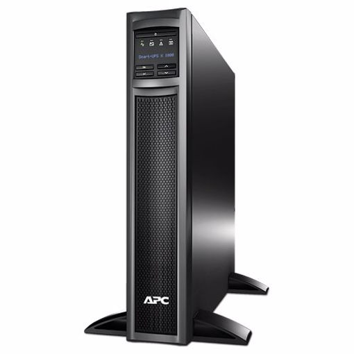 Picture of APC Smart-UPS uninterruptible power supply (UPS) Line-Interactive 1000 VA 800 W 8 AC outlet(s)