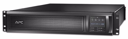 Picture of APC Smart-UPS uninterruptible power supply (UPS) Line-Interactive 2200 VA 1980 W 9 AC outlet(s)