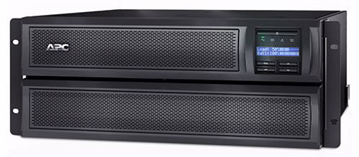 Picture of APC Smart-UPS uninterruptible power supply (UPS) Line-Interactive 3000 VA 2700 W 10 AC outlet(s)
