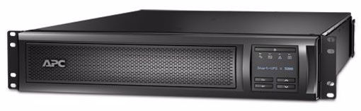 Picture of APC Smart-UPS uninterruptible power supply (UPS) Line-Interactive 3000 VA 2700 W 9 AC outlet(s)