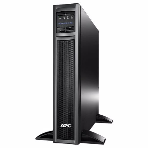 Picture of APC Smart-UPS uninterruptible power supply (UPS) Line-Interactive 750 VA 600 W 8 AC outlet(s)
