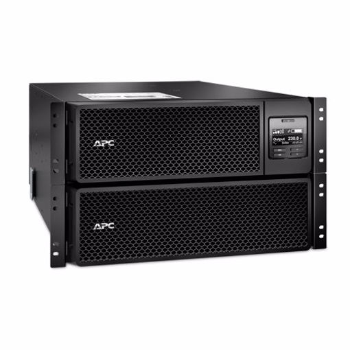 Picture of APC Smart-UPS On-Line uninterruptible power supply (UPS) Double-conversion (Online) 10000 VA 10000 W 10 AC outlet(s)